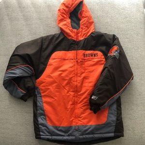 COPY - NFL Cleveland Browns Jacket *NEW*